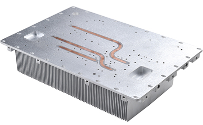 Heat Pipe Thermal System
