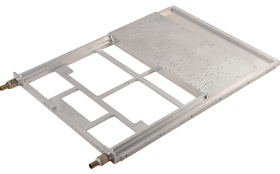 High Power Liquid Cold plate