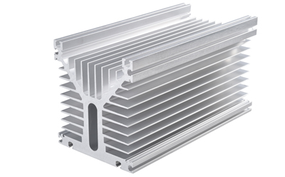 Large Section Extrusion Heat Sink